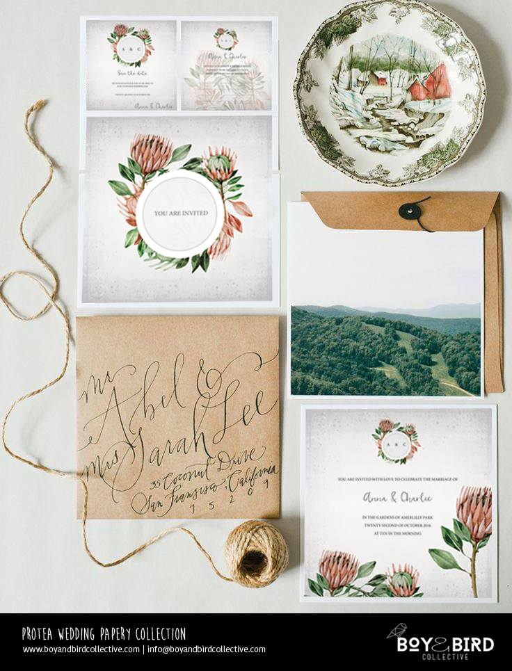 Anna & Charlie Wedding Collection