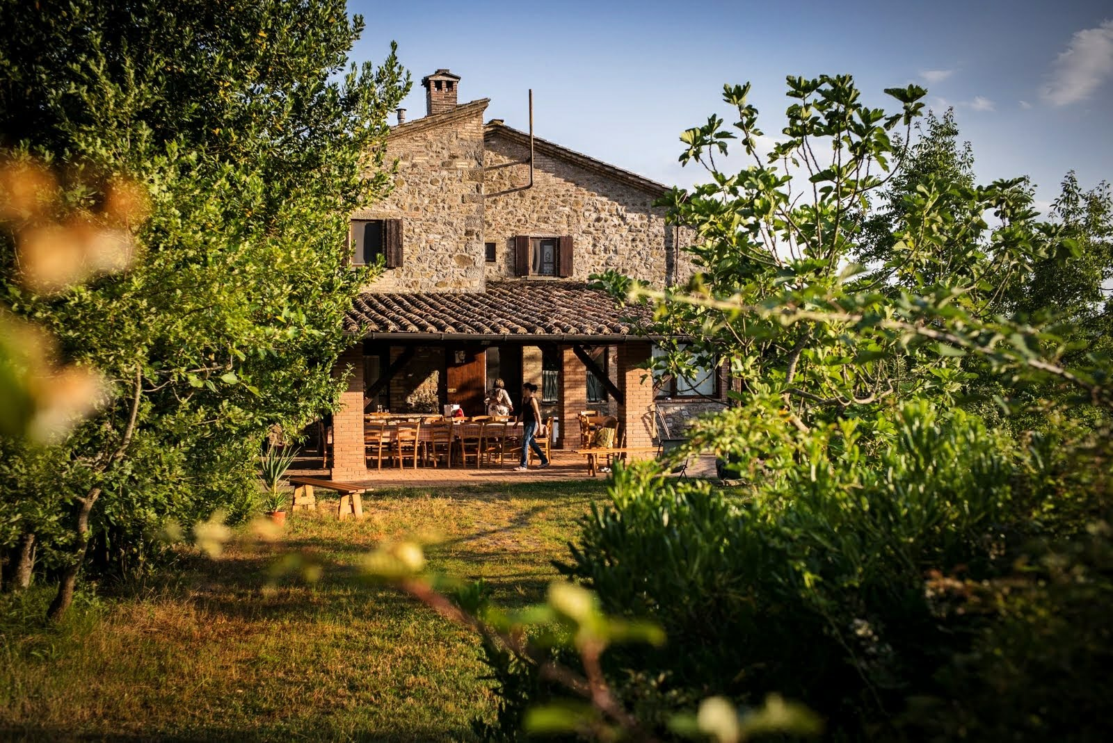 What is Included: - 4 Nights in a beautiful Italian Lodge4 Days of yoga and rejuvenation practicesFull board gourmet vegan organic farm to table meals.Tea, herbal tea, coffeeAromatised watersHealthy snacks like fruits, smoothies, dried fruits and more.Wine with the evening meal.Transfer to and from Perugia airport.Yoga equipment. All props such as bolsters, blocks, straps and mats are available at the Lodge (but feel welcome to bring whatever you need)Use of Salt Pool.