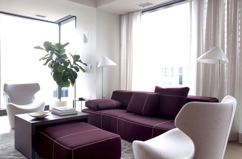 Living Room, CityCenterDC