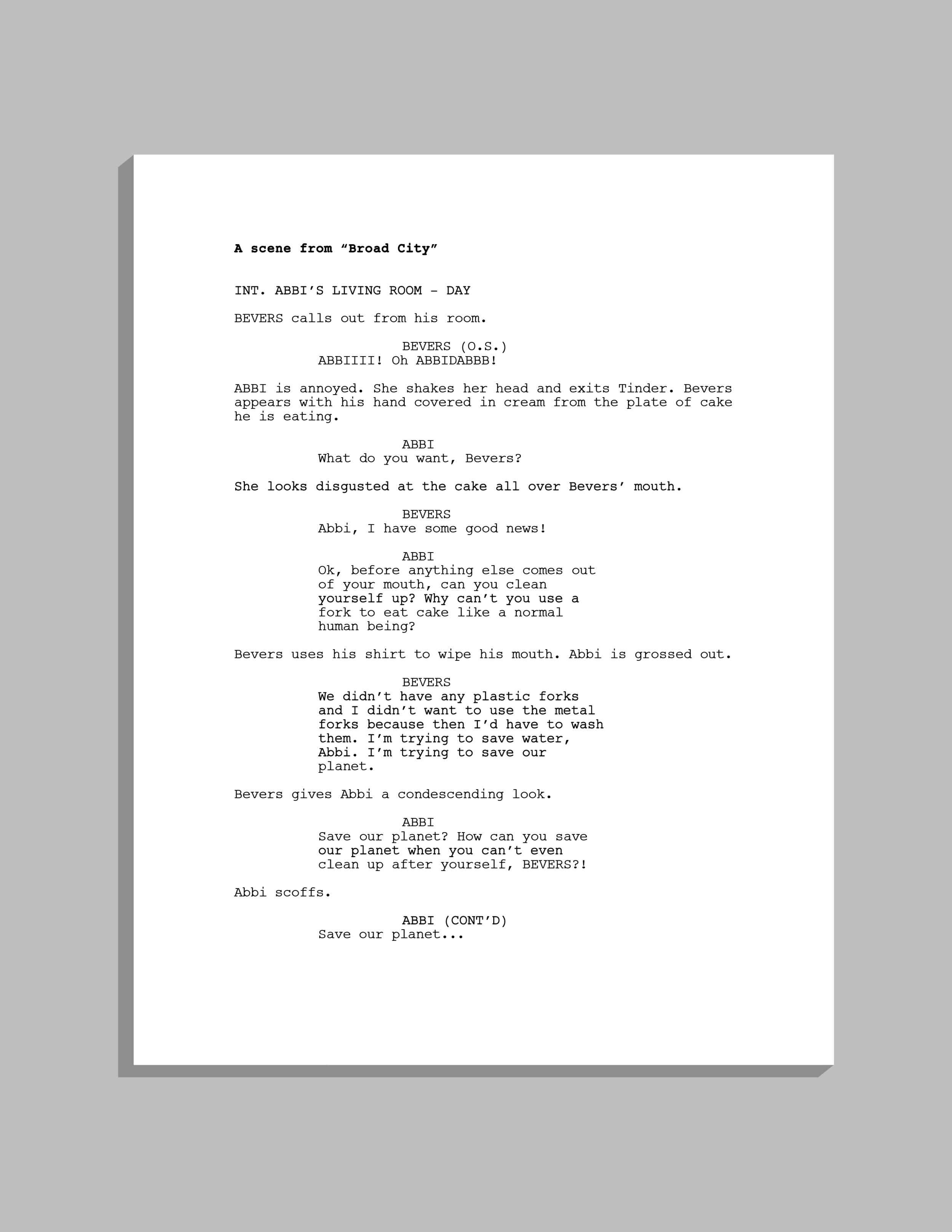broad city script pg 1.png