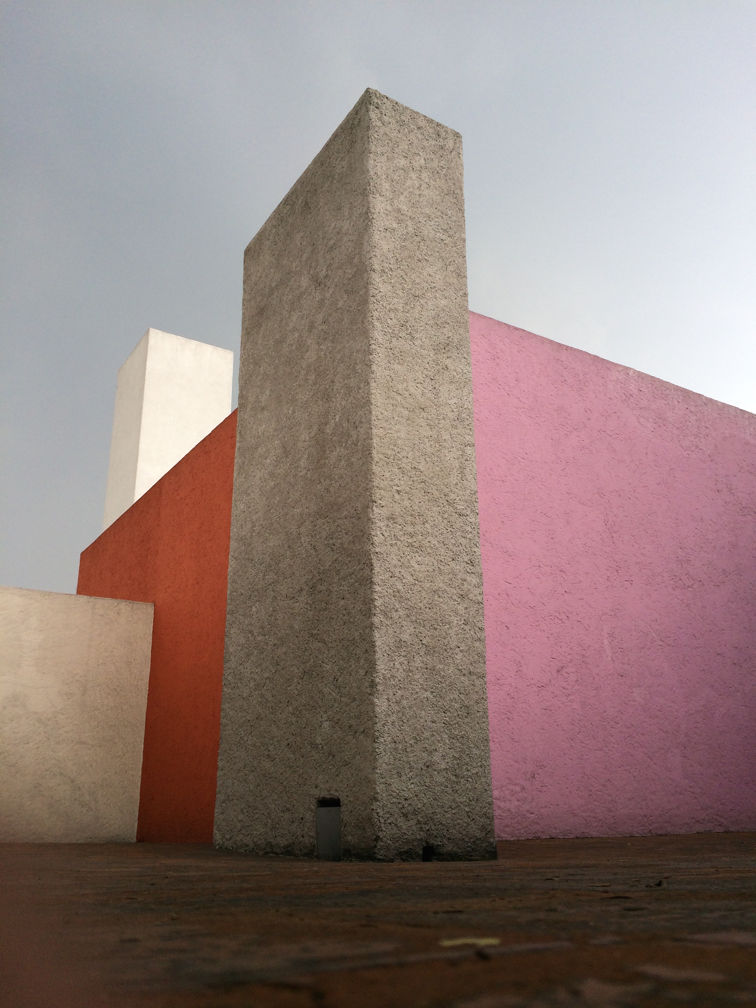 Casa Luis Barragan, Mexico City, Mexico