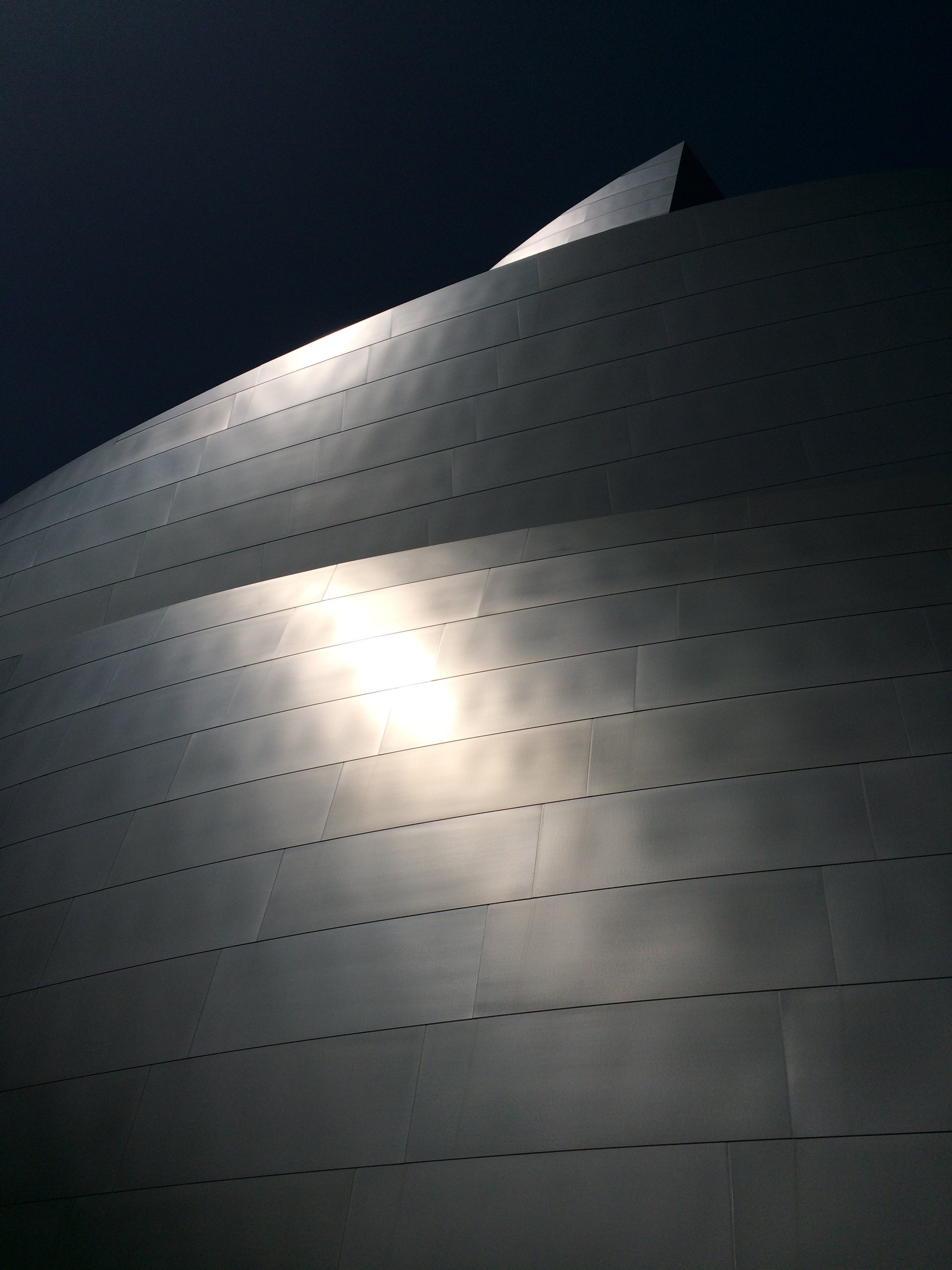 Disney Concert Hall, Los Angeles, CA