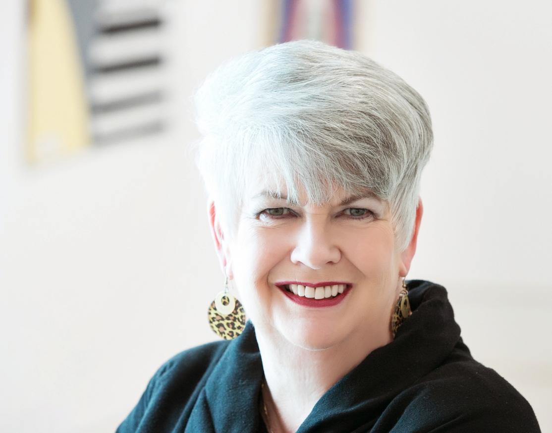 Claudia Polzin - Treasurer & Director of Development
