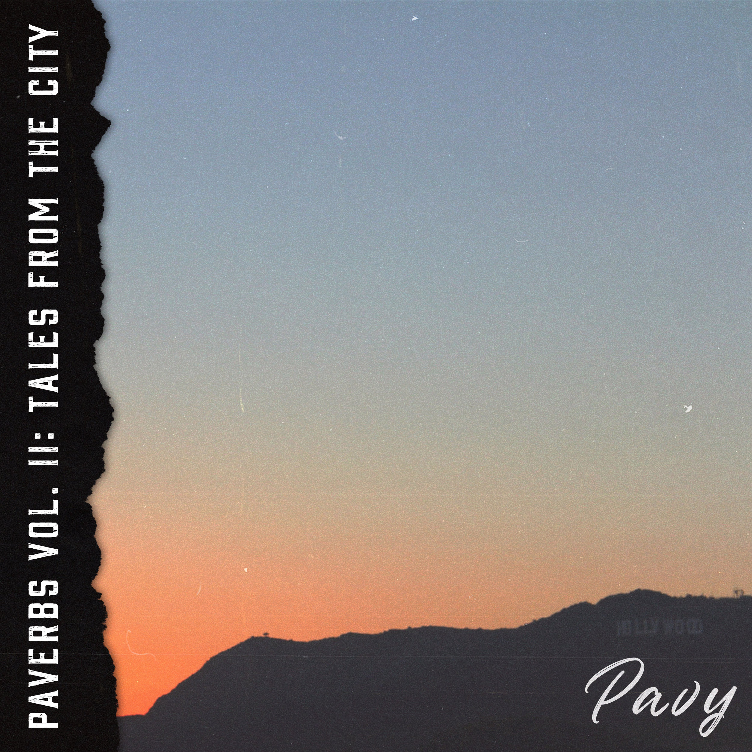 """Me, by Jonathan McCoy"" the newest free album from Pavy."