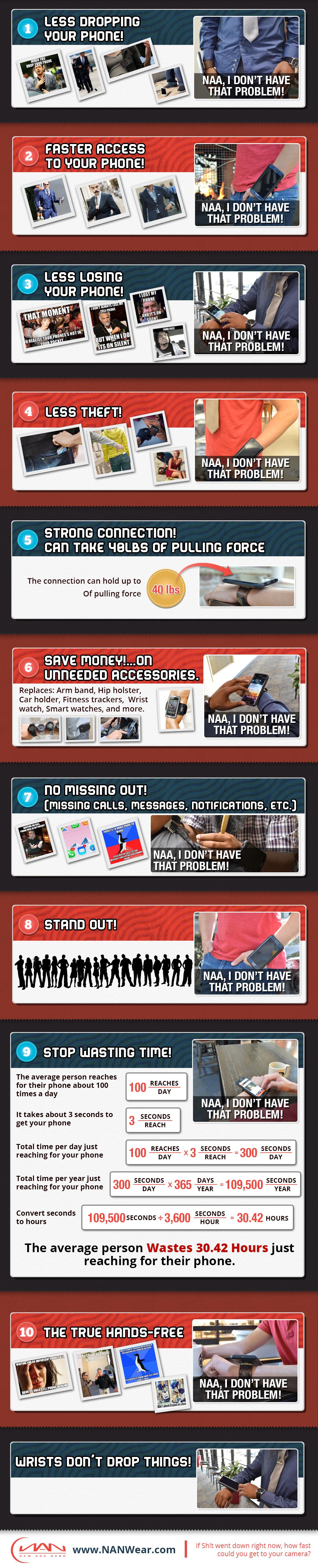WristMC Life Hacks