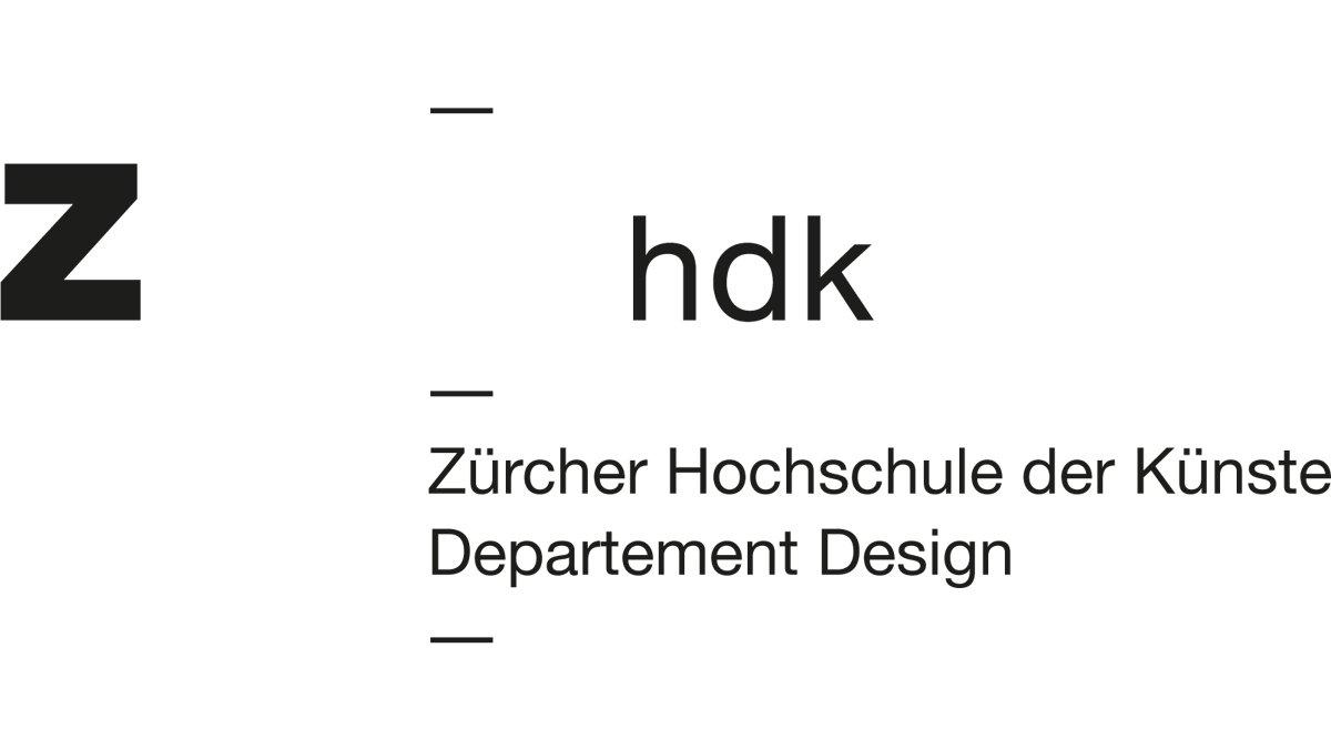 ZHdK Departement Design