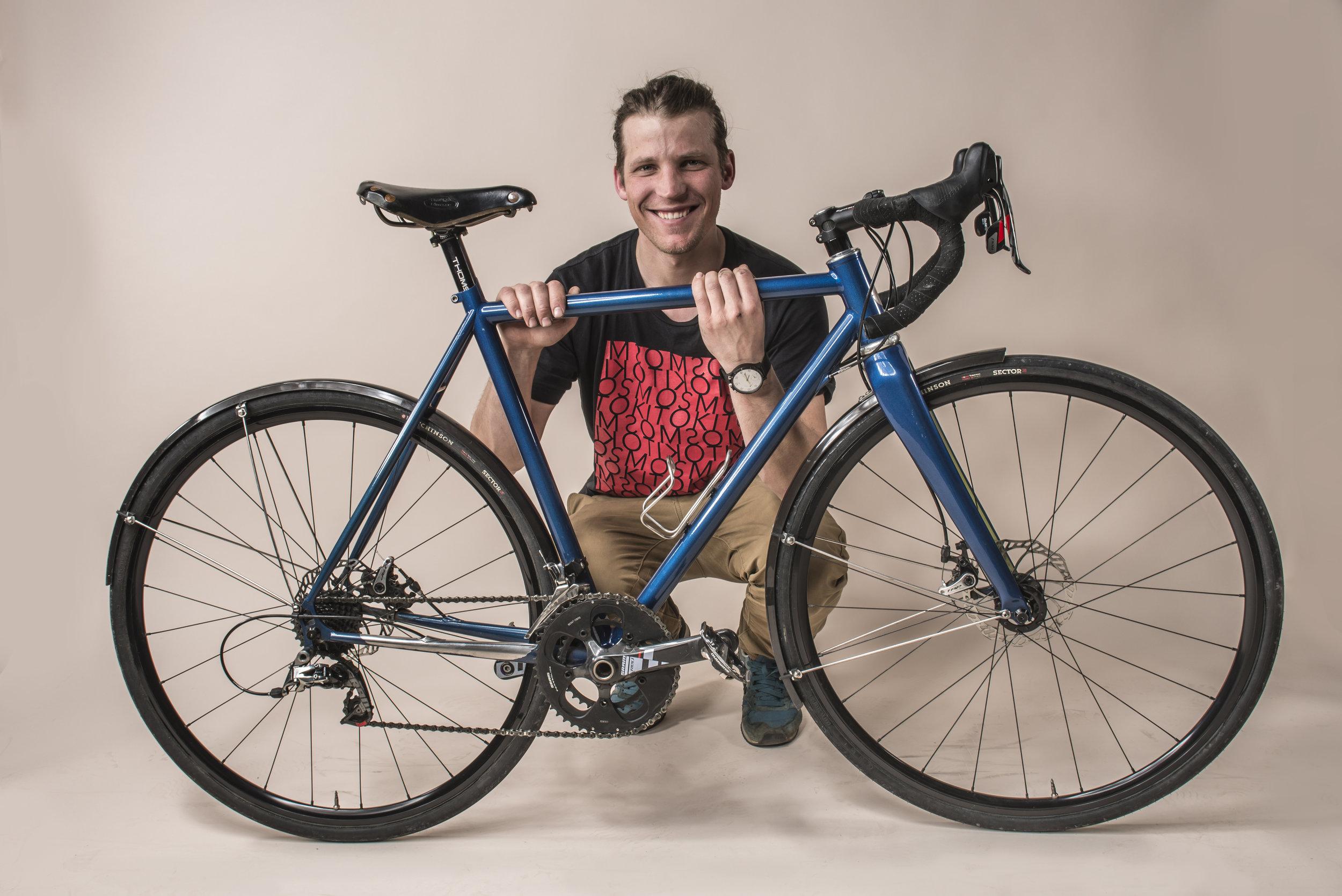 Beat Baumgartner | Anna's Cyclocrosser