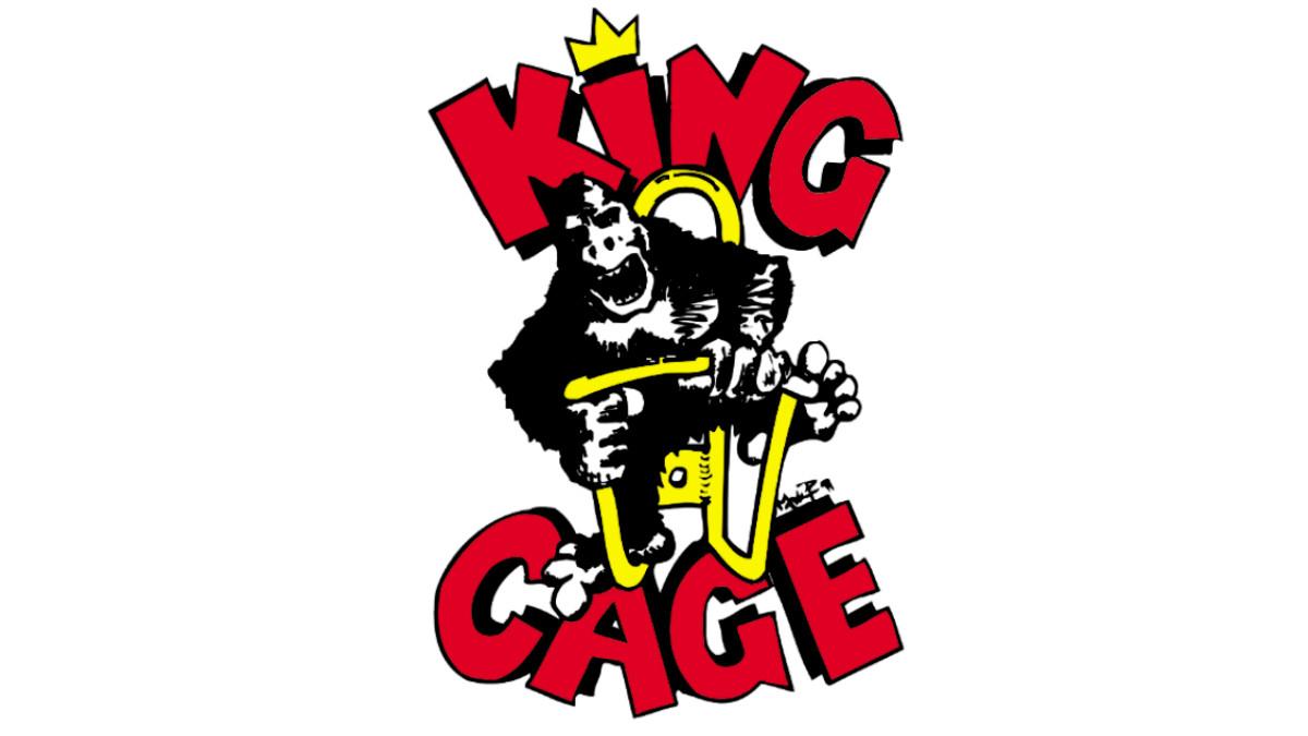 King Cage Flaschenhalter – Sachpreis