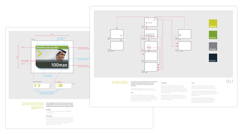 Guidelines for Etisalat    VIEW CASE STUDY >
