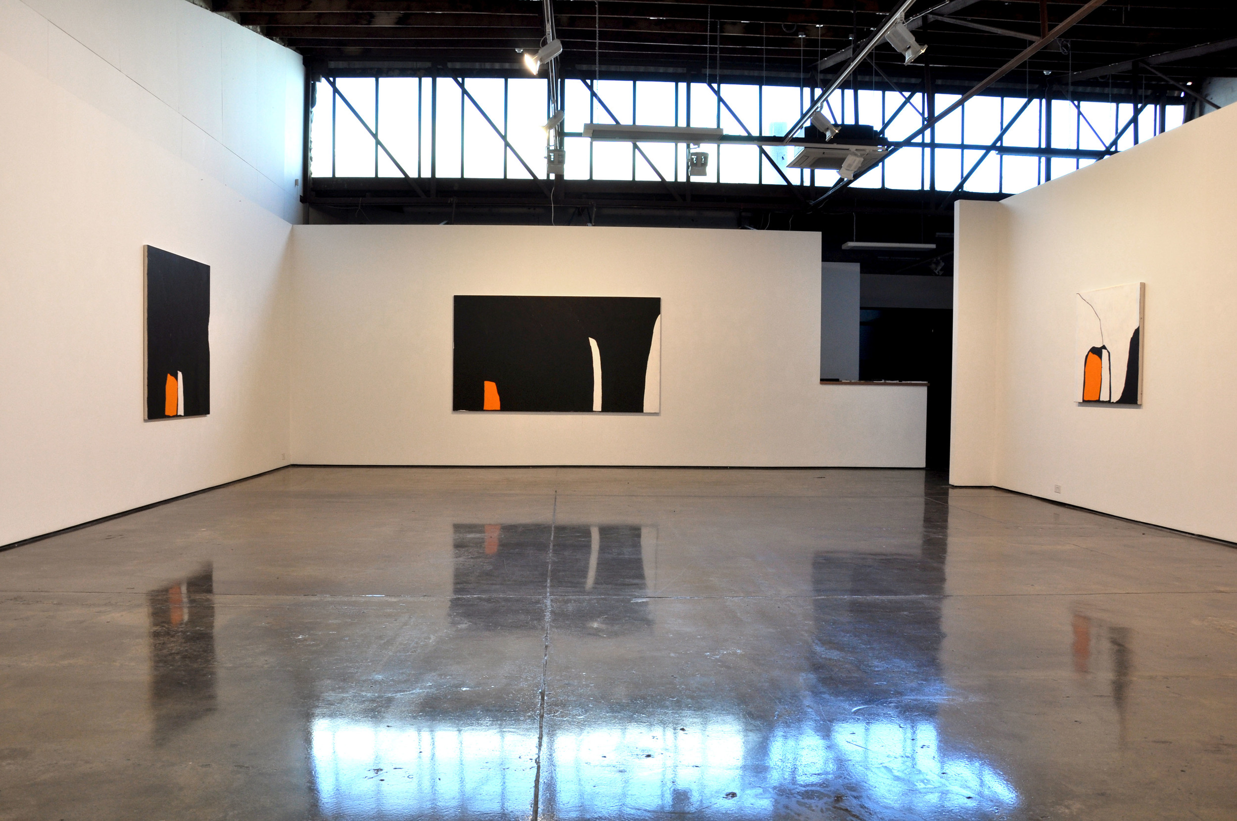 Another echo, 2015 (far wall)