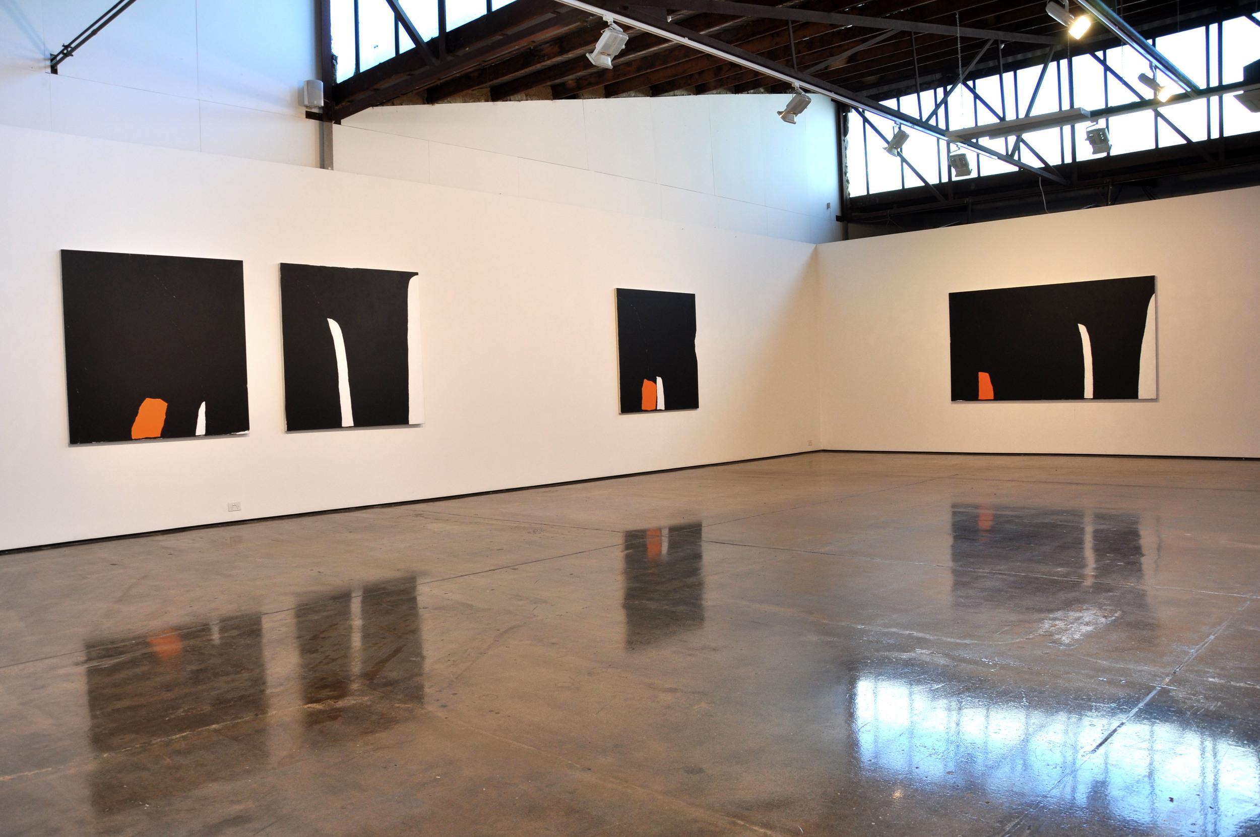 Hayley Megan French, installation view