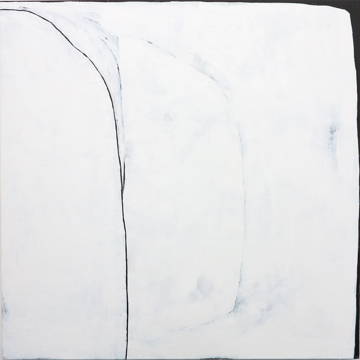 A new white painting, 2016