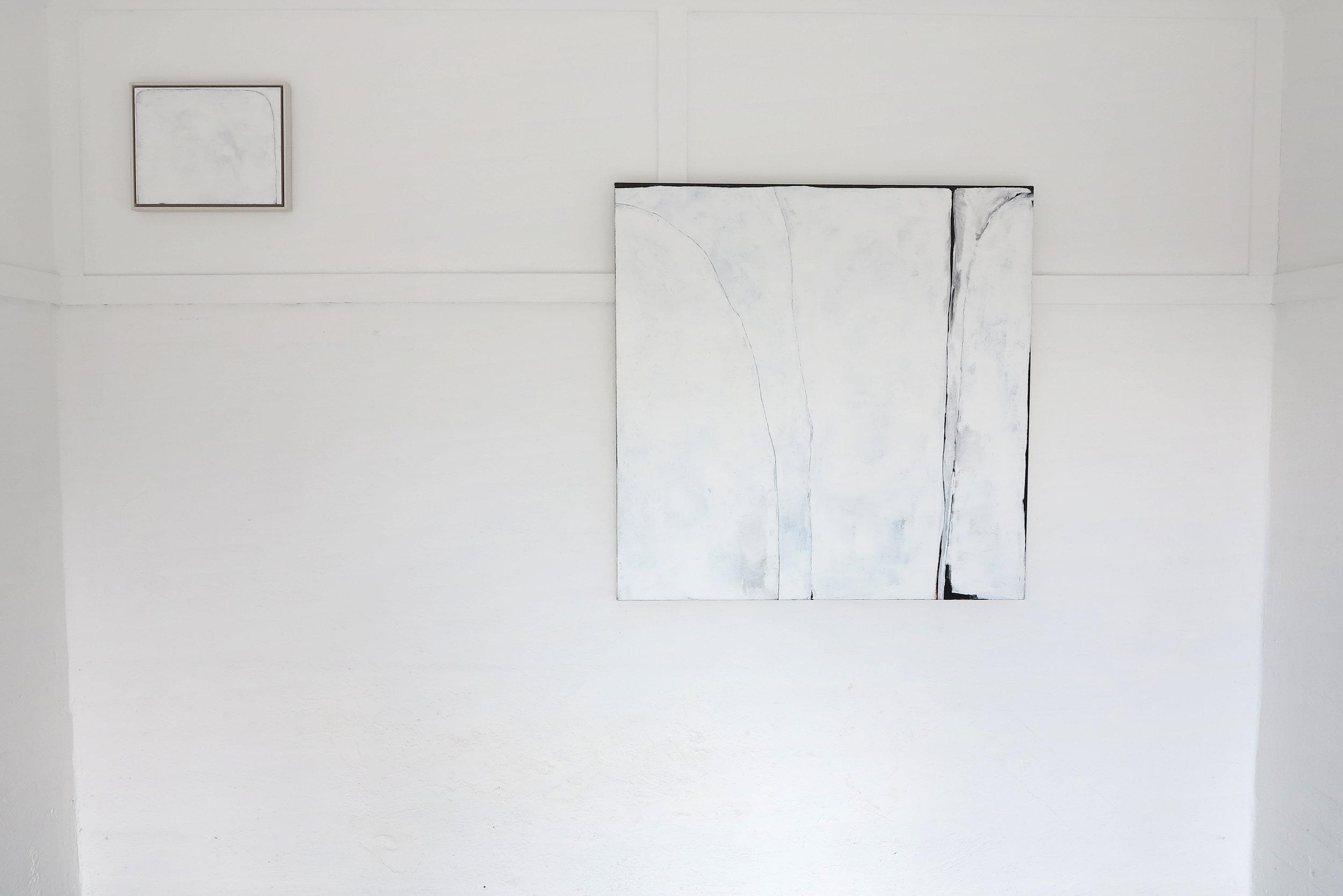 Install view, Alexandra Lawson Gallery