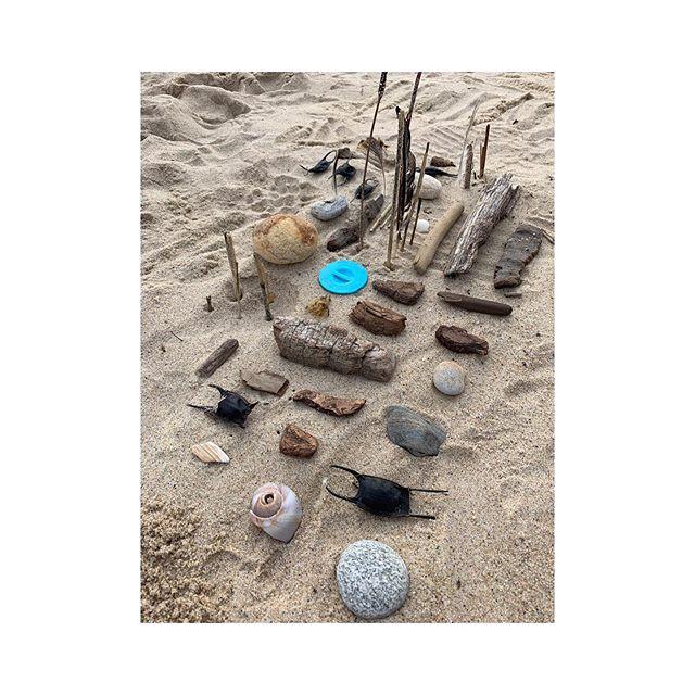 Making altars everywhere 🐚