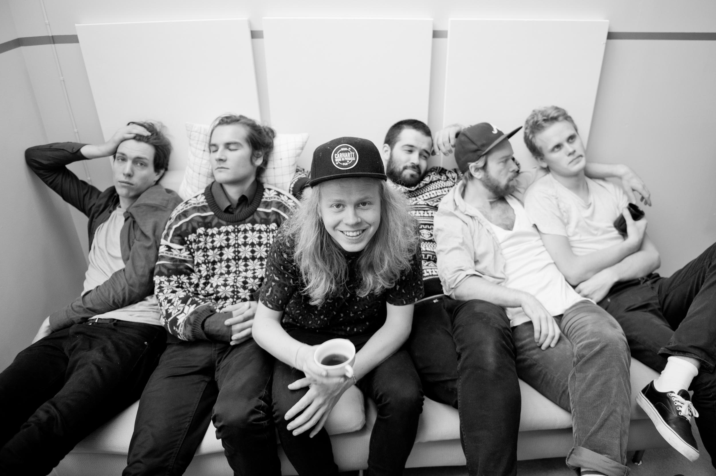Norwegian indie rock band Kakkmaddafakka is coming to Amsterdam!