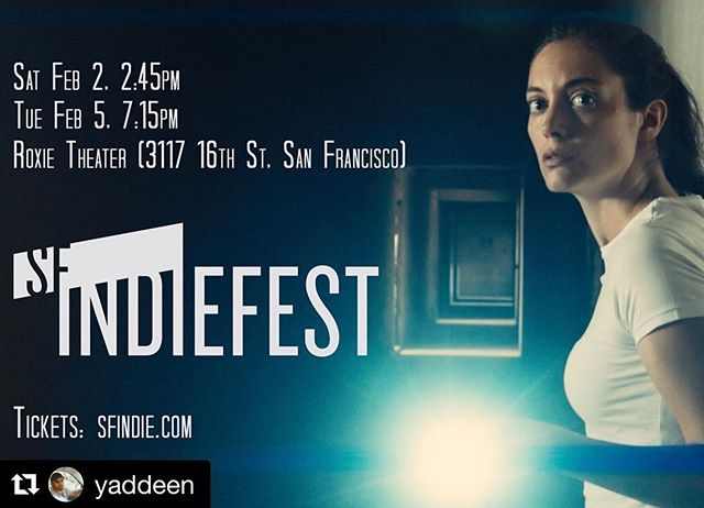 #Repost @yaddeen ・・・ #SanFrancisco, mark your calendars 🗓  #sfindiefest #filmfestival #cargafilm #horror #horrormovies #thriller #cineespañol #cine #iraq #kurdistan #spain #screamfest #hollywood #abandonedplaces #crypttv