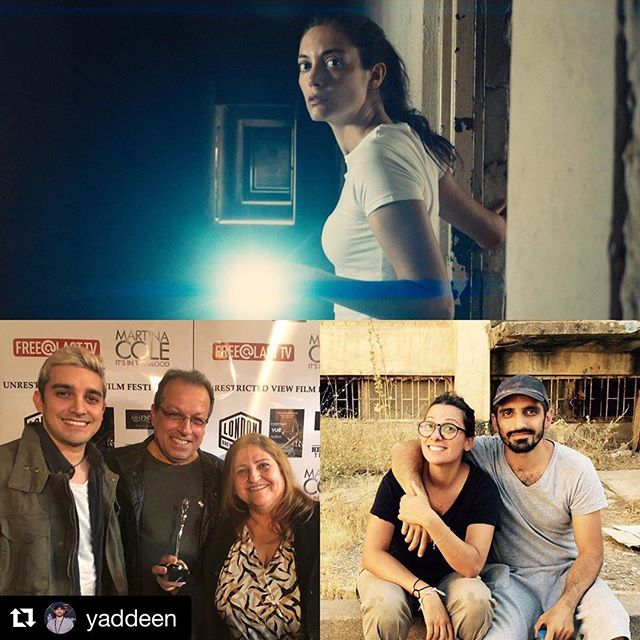 #Repost @yaddeen ・・・ @cargafilm just won Best Cinematography at @uviewff tonight in London! Congratulations to all the team and to our amazing Director of Photography @gemabs 🥂🥂🥂🙌👌❤️ #cineespañol #thrillermovie #ukfilm #cortometraje #horrormovies #cargafilm #crypttv #shortstv #supportindiefilm #independentfilm #iraq #kurdistan #slemani #spain #filmfestival #shortfilm #filmreview #creepypasta #horrornews #horrorhound #moviemaker #filmmaker #filmmakerslife #keepfilmalive #filmcommunity #uviewff