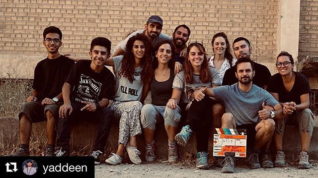 #Repost @yaddeen ・・・ It doesn't take a big team to make a big film.  #supportindiefilm #independentfilm #cine #filmmaking #horrormovies #iraq #kurdistan #spain #specialeffectsmakeup #directorofphotography #actriz #actores #director #producer #shortfilm #filmfestival #ukfilm #filmreview #horrorhound #cargafilm #cineespañol #lovefilm