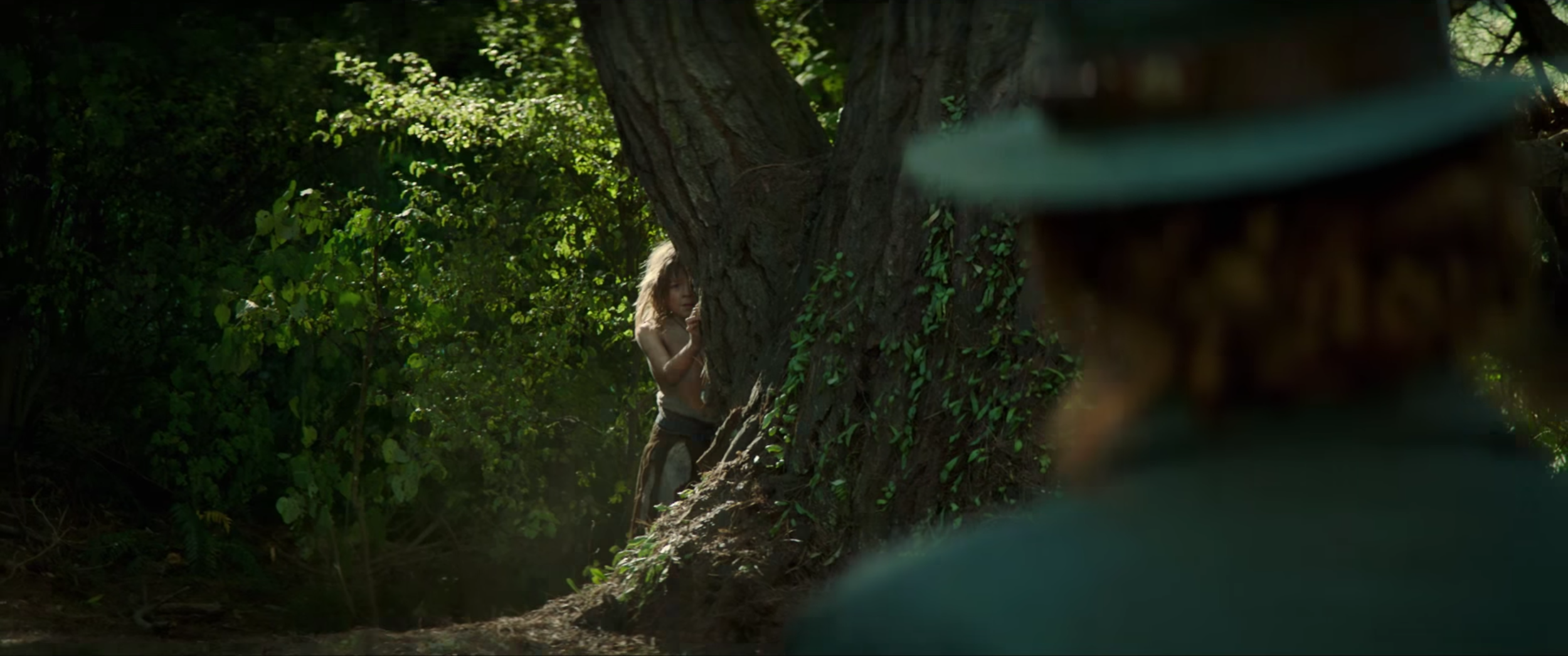 Mowgli is that you?