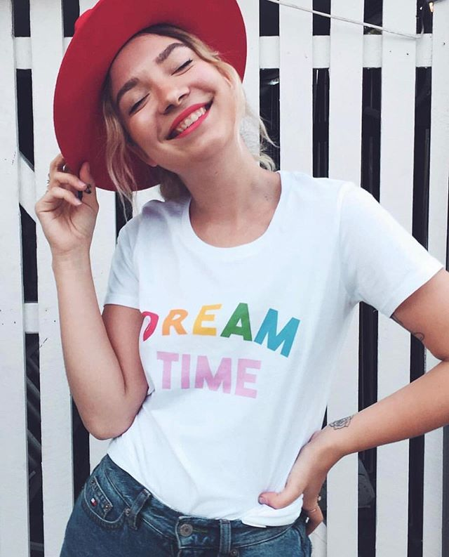 Guess what!! They're back in stock 🌈🌟💥 I finally have the iconic @arkiethelabel Dreamtime tees back and better than ever. New and improved Unisex fit with a bold and high quality screen print finish. Available online in limited numbers now 🌈