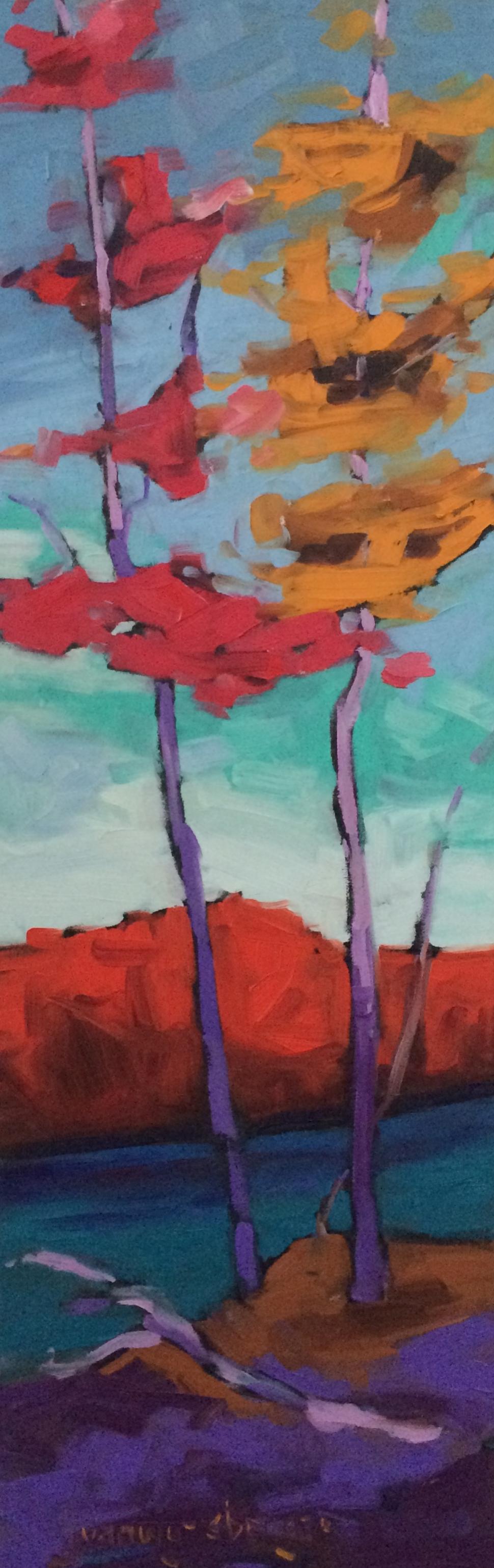 lakes of the rideau 1 - 36X12