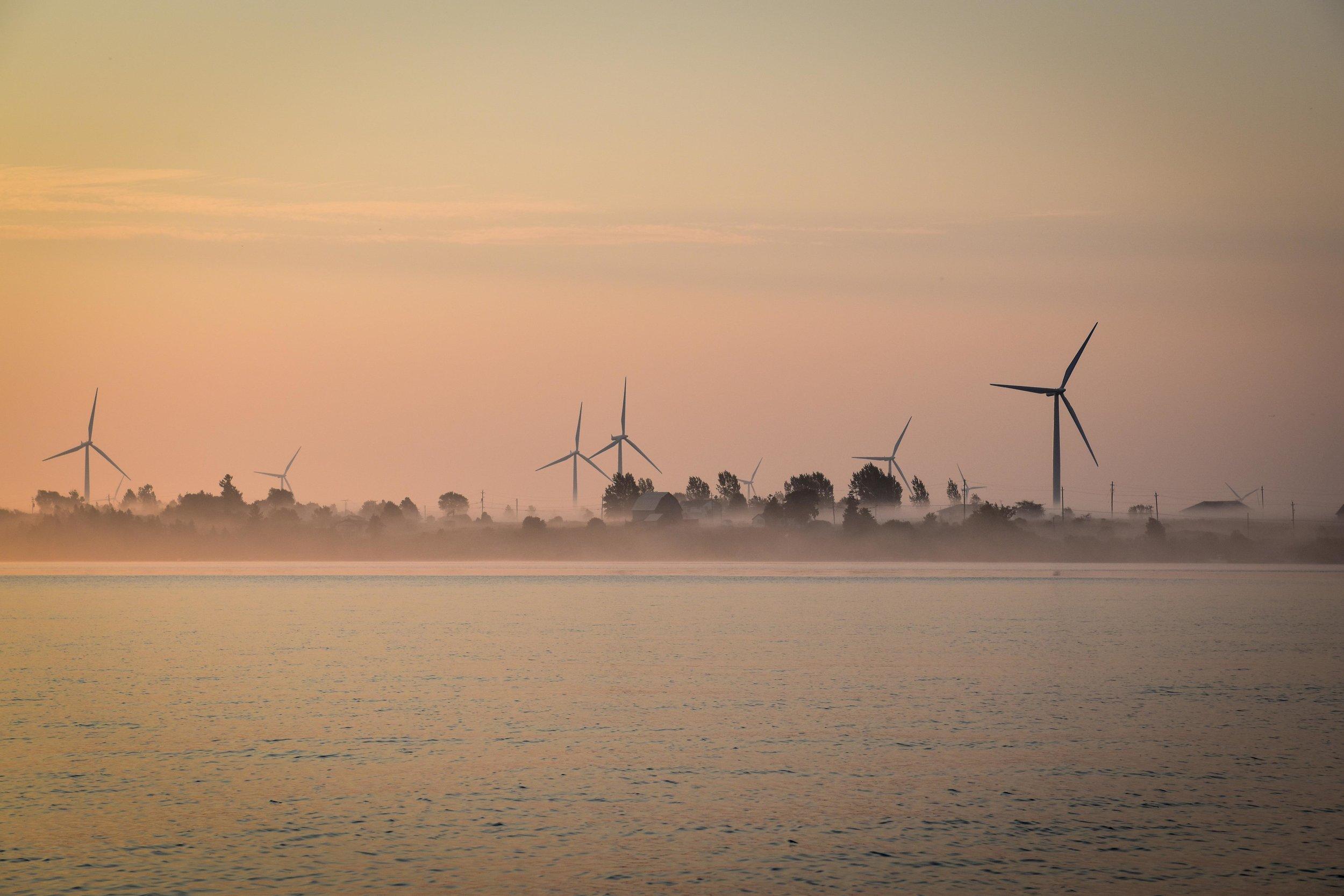 Morning Fog, Wolfe Island