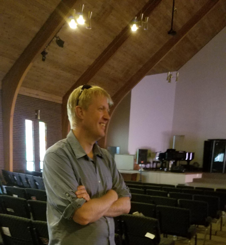 Doug Hamp
