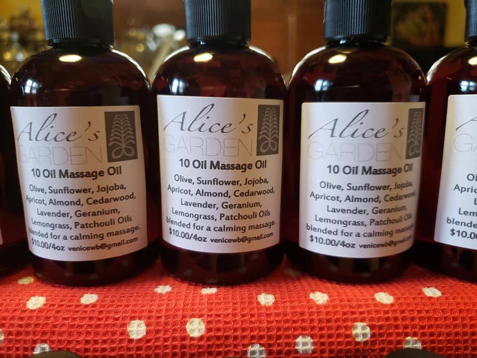 10 Oil Massage Oil, a market favorite!