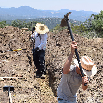 Follow our current Owner Builder Support project in Silver City, New Mexico. -