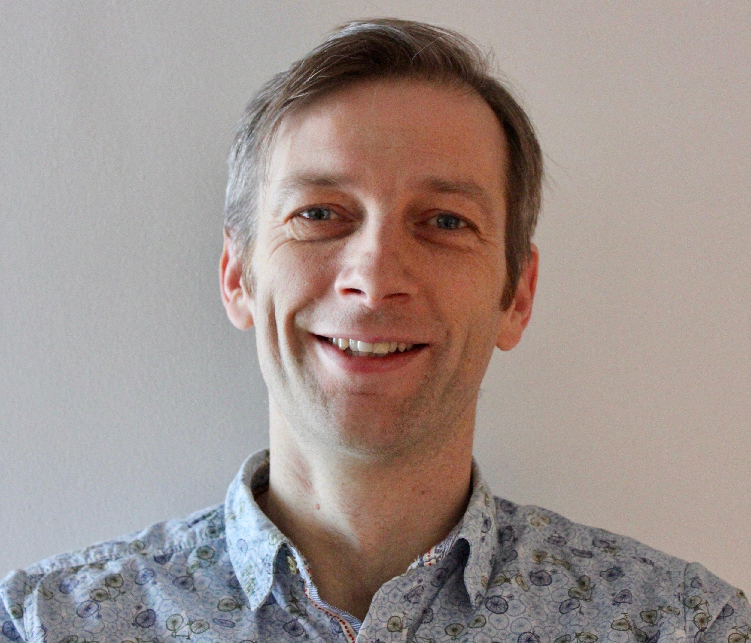 Dr Sam Gardner - WWF Scotland Acting Director