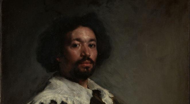 Juan de Pareja  (1650), Artist: Diego Velázquez