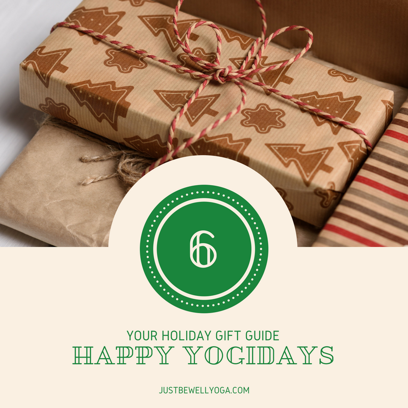 Holiday Gift Guide for Yoga
