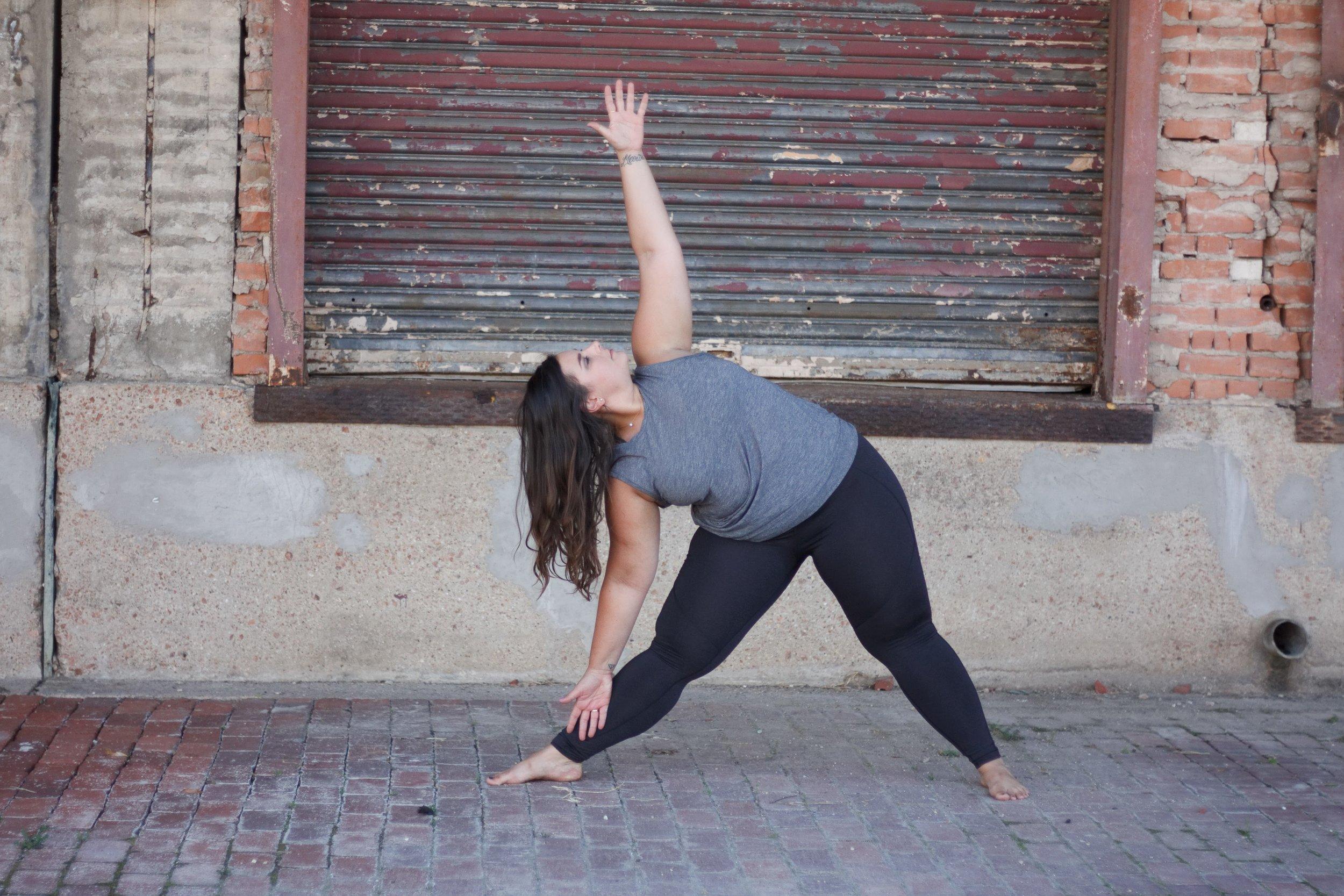 Jenn Holmes Fort Worth Yoga