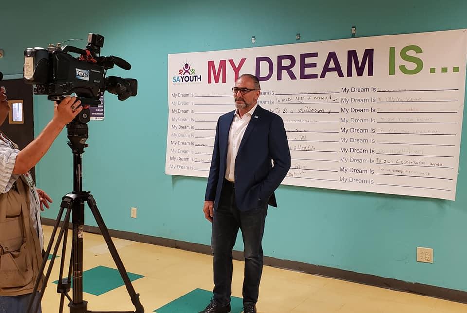 Click Image For Latest Dream Program Coverage KABB TV FOX News!