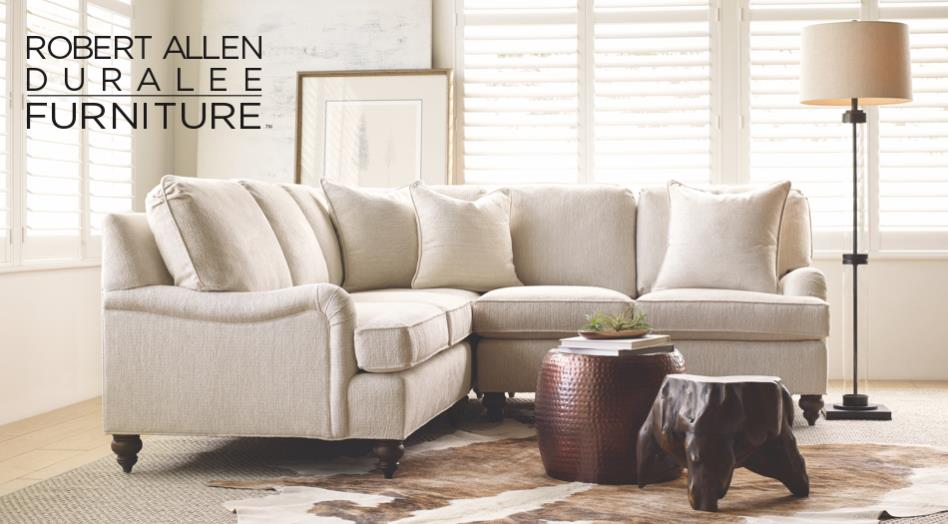 Fine Furniture by Robert Allen/Duralee  Custom made with your choice of Fabrics and Style.