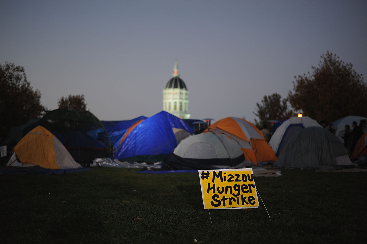 The University of Missouri. Michael B. Thomas/Getty