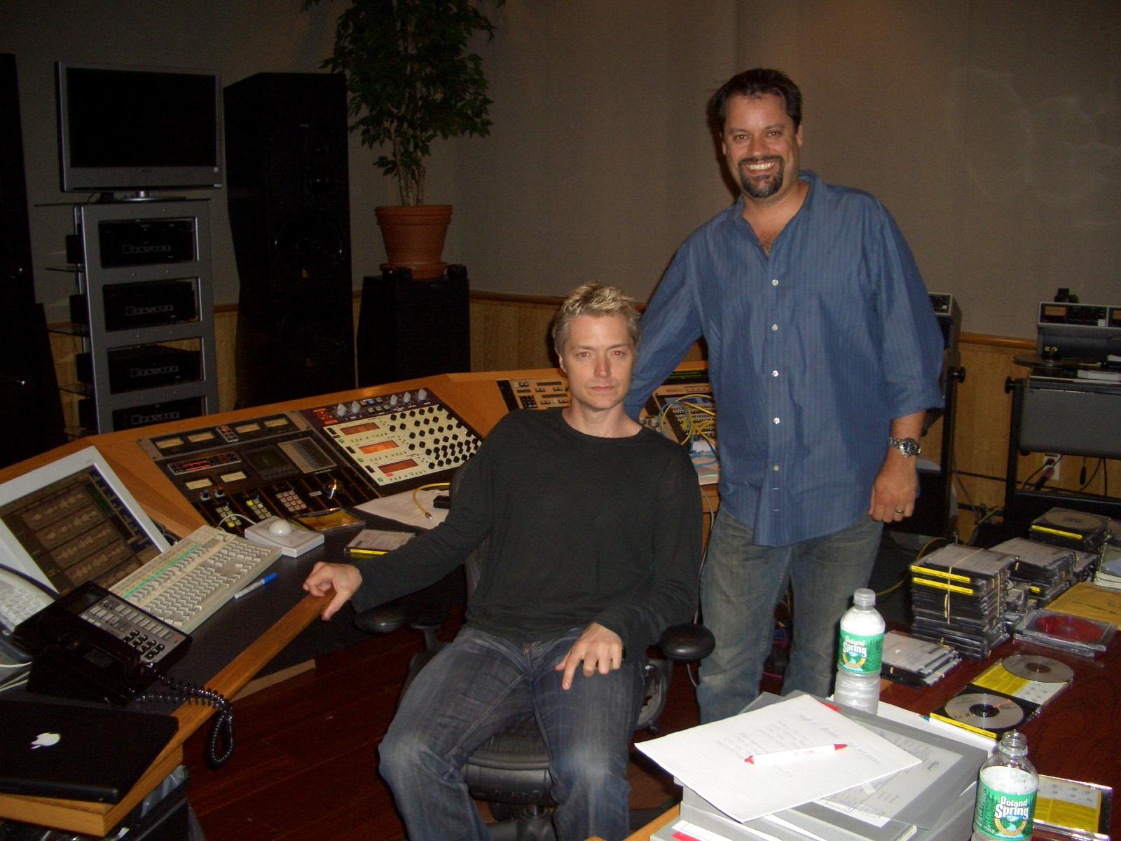 Steve & Chris Botti 2007