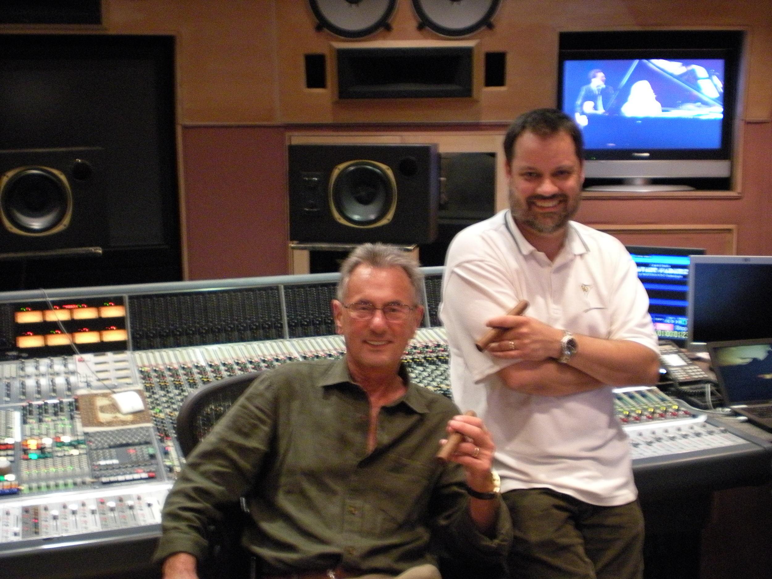 Al Schmitt & Steve