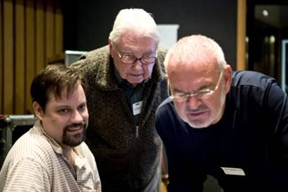 SG, Bob Bain, Chuck Berghofer 2008