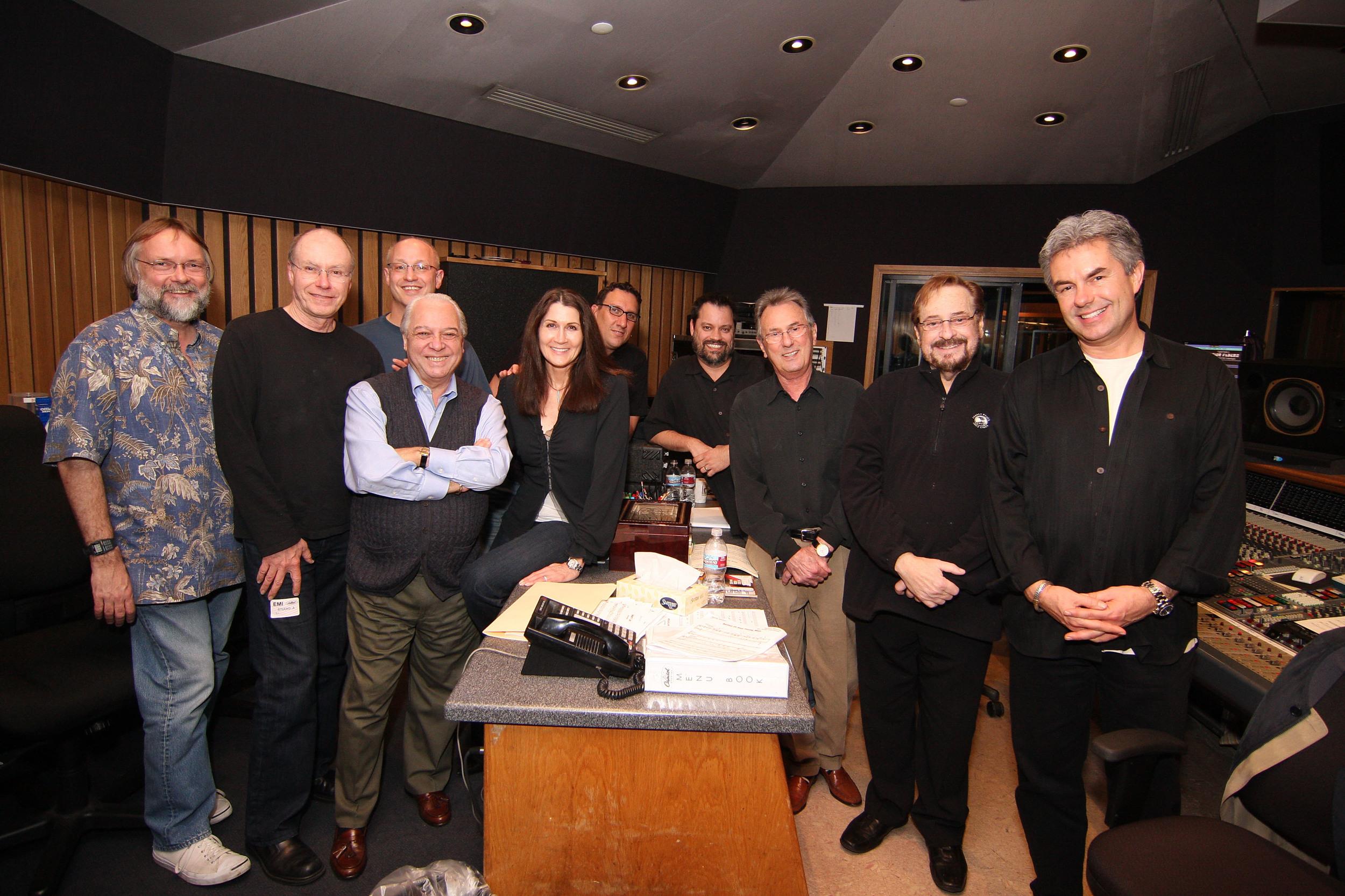 Team Mancini 2008