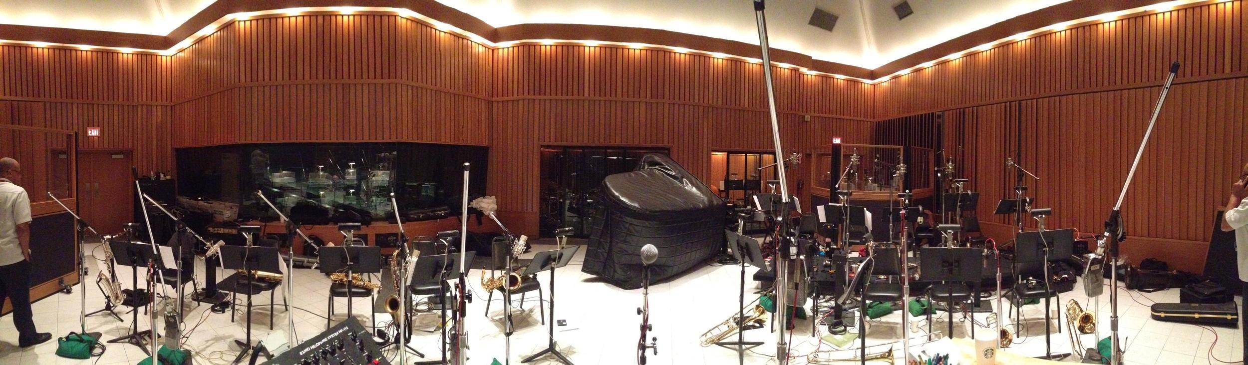 Capitol Studios Big Band