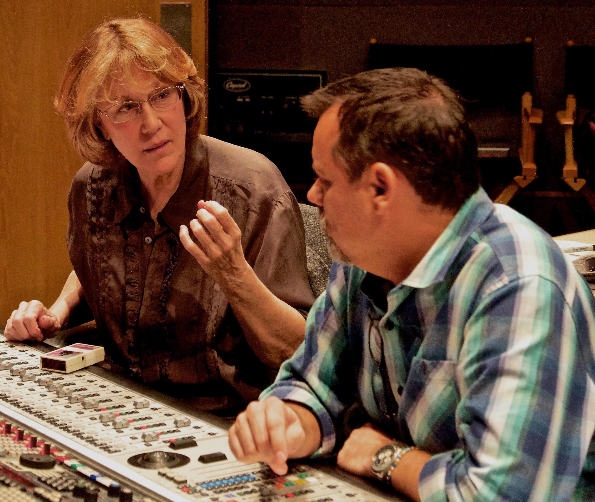 Diane Warren & Steve 2015