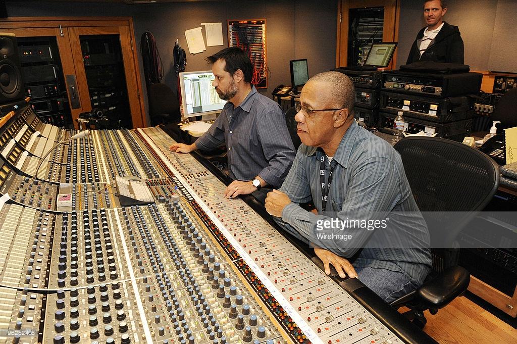Steve & David Sears Grammy High School Jazz Band Recording