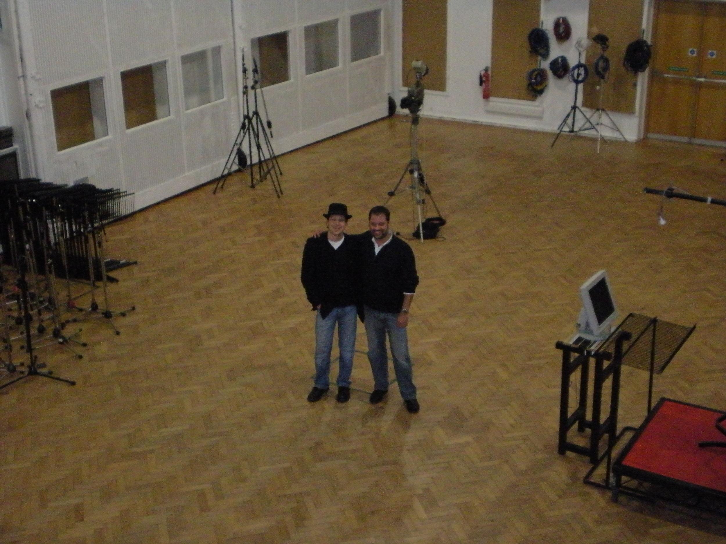 Chris Walden & Steve Abbey Road 2009
