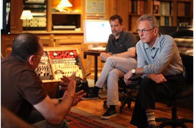 Steve & Al Schmitt Mix With The Masters 2014