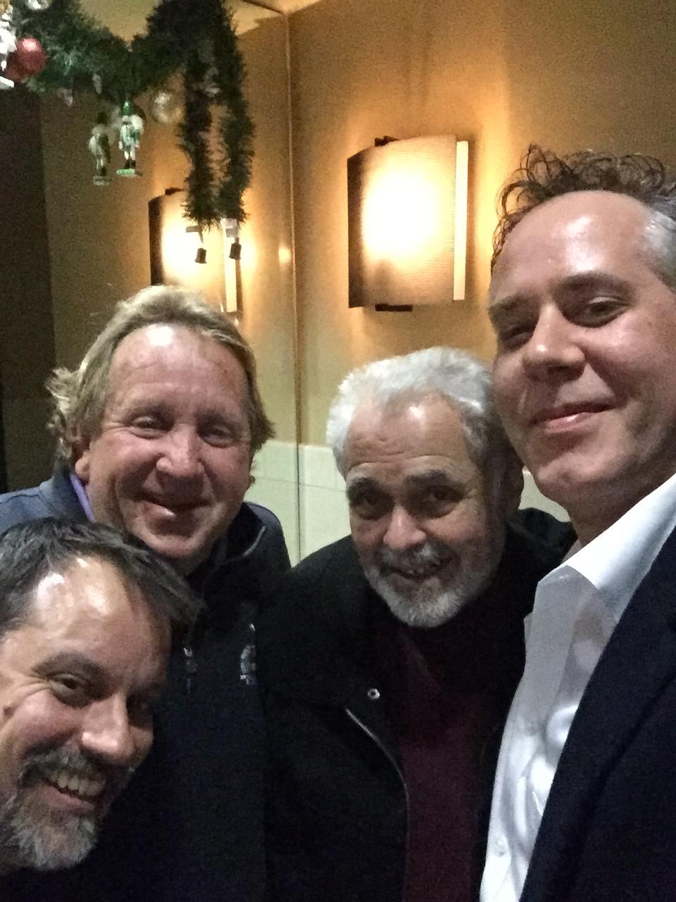 SG, Ed Cherney, Doug Sax, Nate Kunkle