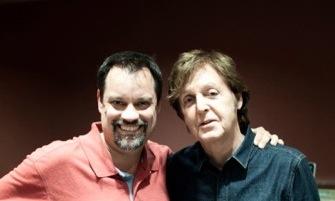 Steve & Paul McCartney 2011