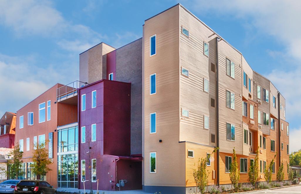 Artspace  Deneuve Construction      30 Units