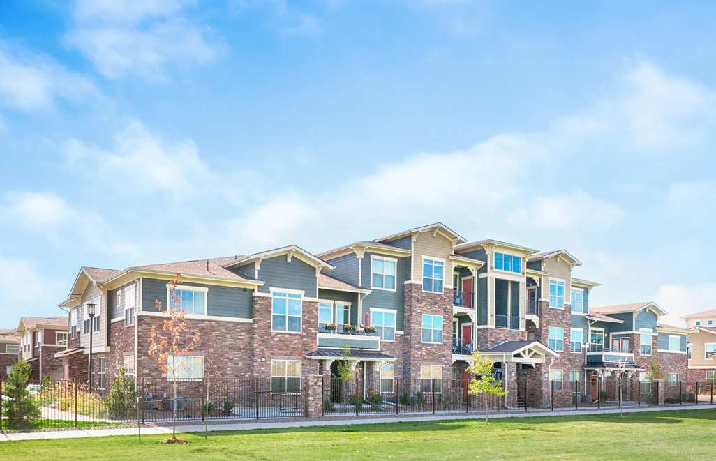 Retreat at Flatirons Broomfield Business Center Apartments  CFC  374 Units, 17 Parking Structures & Clubhouse