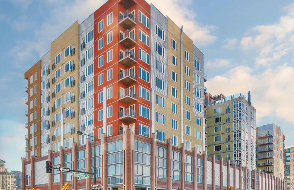 2020 Lawrence  Shaw Construction  231 Units